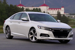 2018 Honda Accord 1.5T Automatic Review