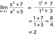 Contoh soal limit fungsi dan pembahasannya nomor 5