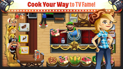 Cooking Dash Mod Apk v1.31.5 (Unlimited Money)