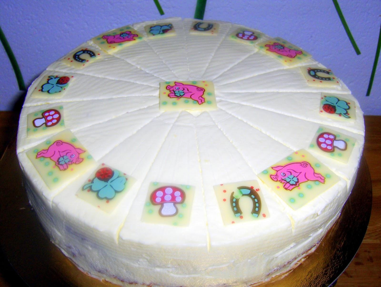 Lilian S Baking Inspiration Silvester Torte