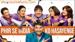 What is the Biography of Kapil Sharma?