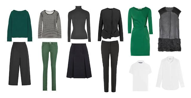 Базовые вещи гардероба в стиле минимализм Project 333