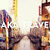 Travel Guide & Log: Osaka, Japan