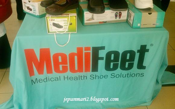 Kasut MediFeet
