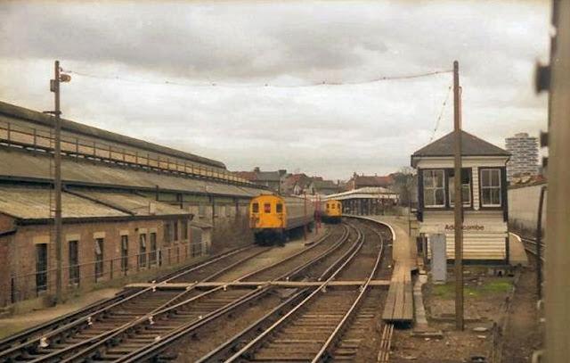 stasiun kereta paling angker dan paling menakutkan di inggris addiscombe