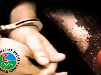 Hendak Transaksi Sabu Di Depan Indomaret Mandalle Pangkep, 2 Pemuda Dibekuk Polisi