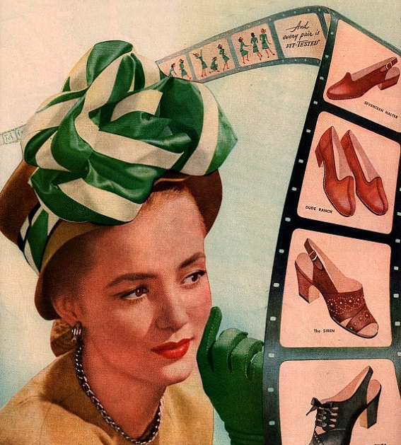 vintage style shoe shopping guide