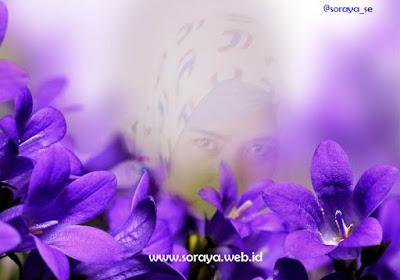 gambar wanita muslimah ilustrasi photo soraya