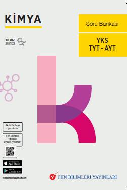 Yıldız Serisi TYT AYT Kimya Soru Bankası PDF