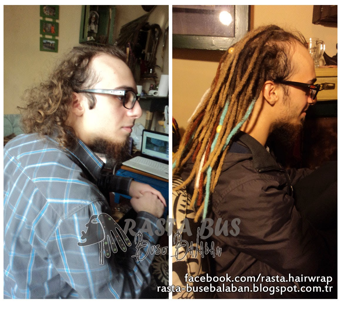 dreadlock extensions--
