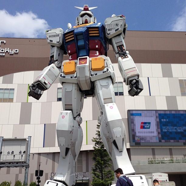 où faire du shopping à Tokyo Odaiba
