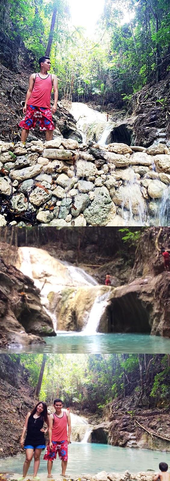 Balay'g Sawa Falls, Samboan, Cebu