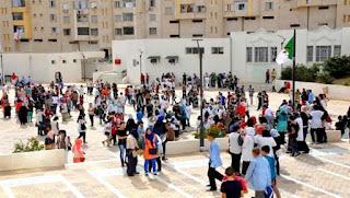 رزنامة العطل المدرسية بنسبة السنة الدراسية 2019/2018 الجزائر الدخول المدرسي 2018-2019
