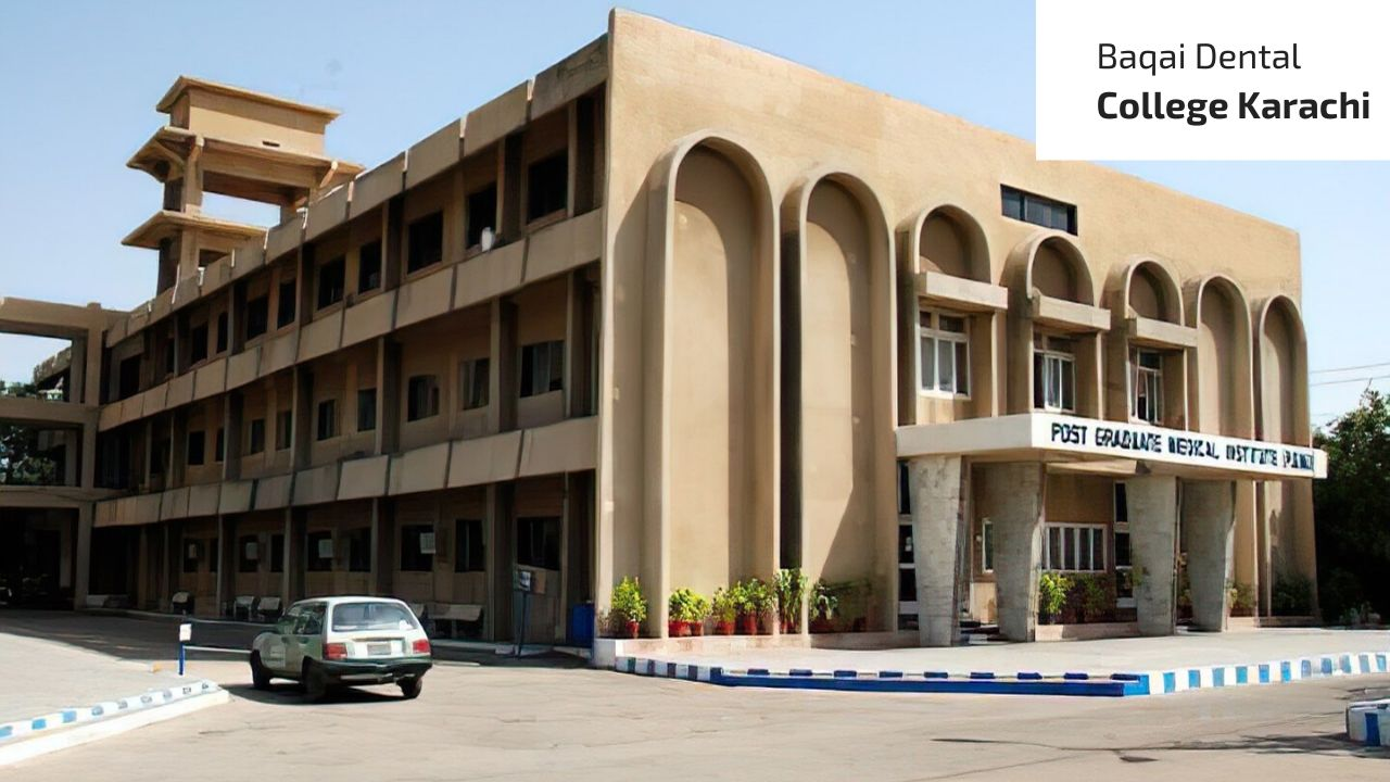 Baqai Dental College, Karachi