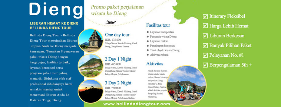 bellinda dieng tour