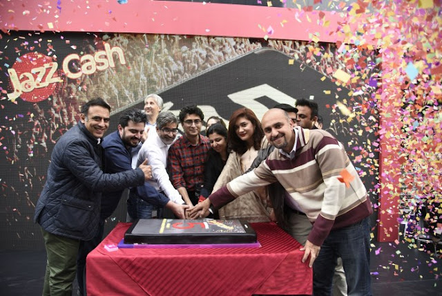 JazzCash achieves 5 million Monthly Active Mobile Account Subscribers
