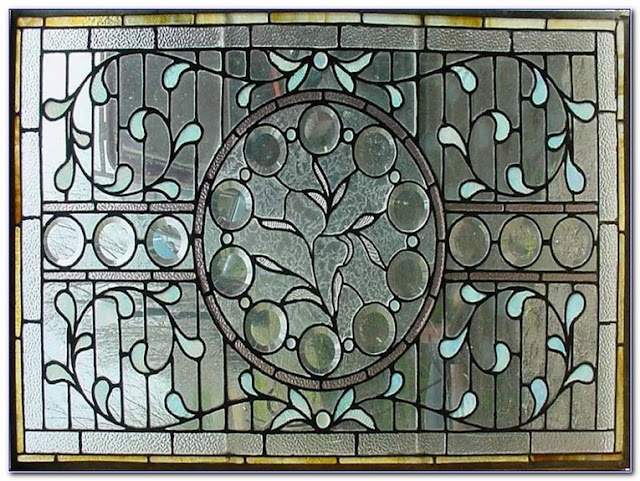 Stained Leaded GLASS WINDOWS for sale