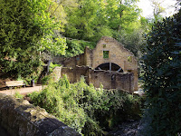 Jesmond Dene Water Mill and Waterfall ,Newcastle Photos,Photos Jesmond Dene Newcastle,Sir William Armstrong, Northumbrian Images, Northumbrian Images Blogspot,North East, England,Photos,Photographs
