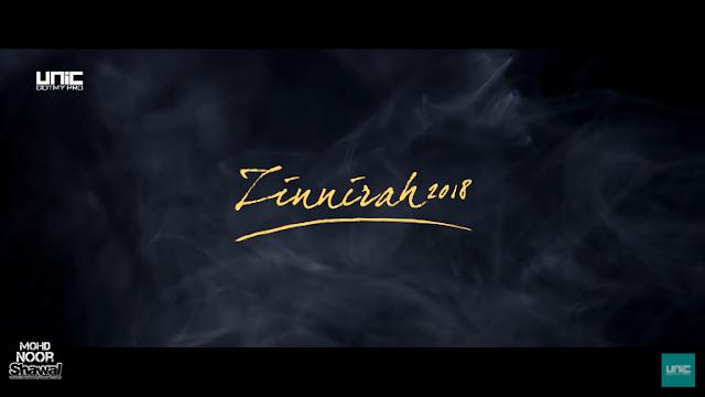 Lirik UNIC - Zinnirah