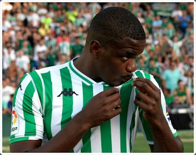 Carvalho Real Betis