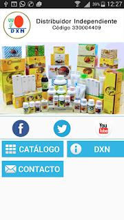 Nuevo Catálogo DXN