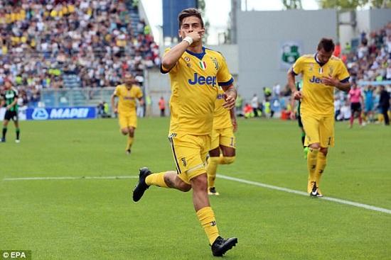 Paulo Dybala là cầu thủ trẻ xuất sắc mà Serie A phát hiện.