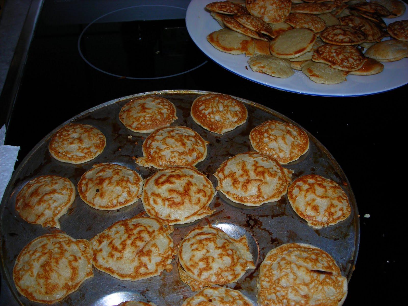 Toni S Pastries Poffertjes