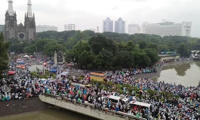 Parmusi: Aksi Simpatik 55 Gerakan Moral Penegakan Keadilan