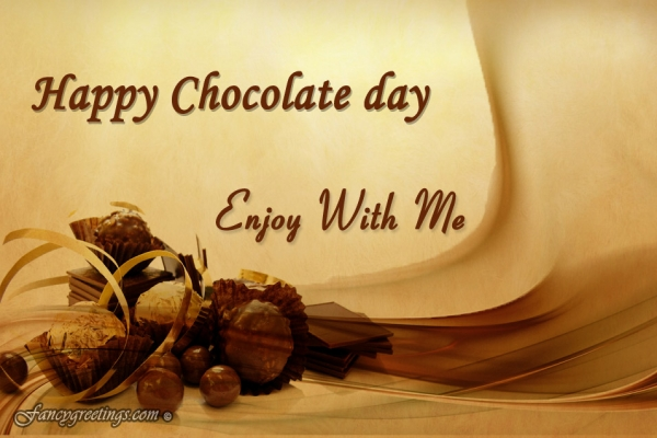 Chocolate Day images Sweet