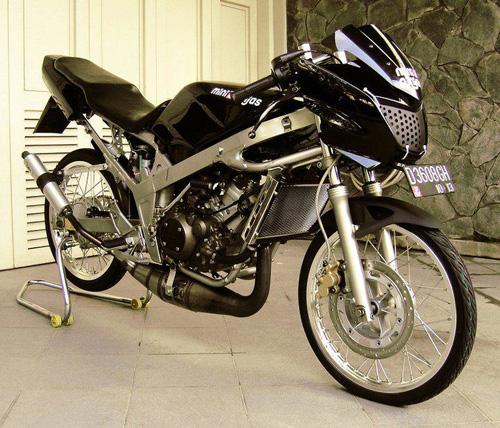 Kawasaki Ninja R Modifikasi