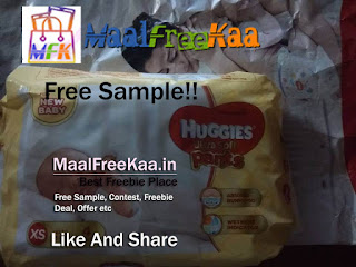 Free Sample Huggies