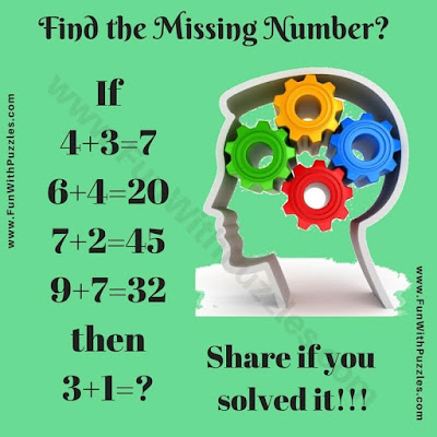 Tough Logical Puzzle to test your mental reasoning