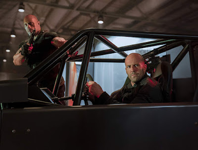 Hobbs And Shaw Jason Statham Dwayne Johnson Image 6