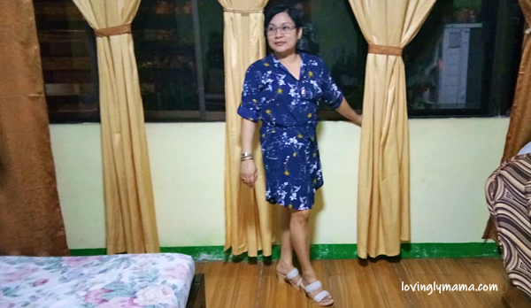 mom style on a budget tips - mommy fashion - mom fashion - mommy style Bacolod mommy blogger - Bacolod blogger - floral dress- color fast fabric - chiffon