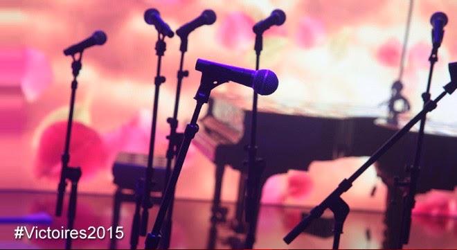 Victoires de la Musique 2015