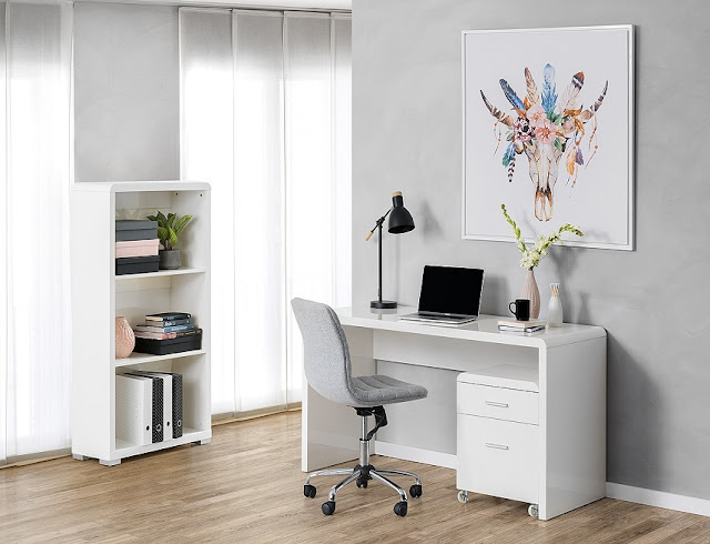 best buying small white office furniture Preston for sale online