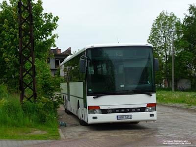 """Setra S319 UL, Przedsiębiorstwo Budowlano-Handlowo-Transportowe """"Edmund Leś"""""""
