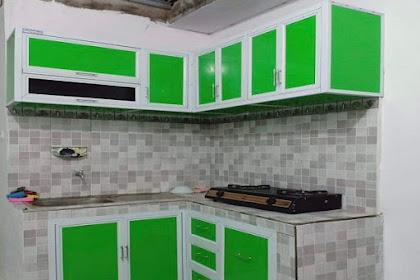 5 Keunggulan Menggunakan Kitchen Aluminium