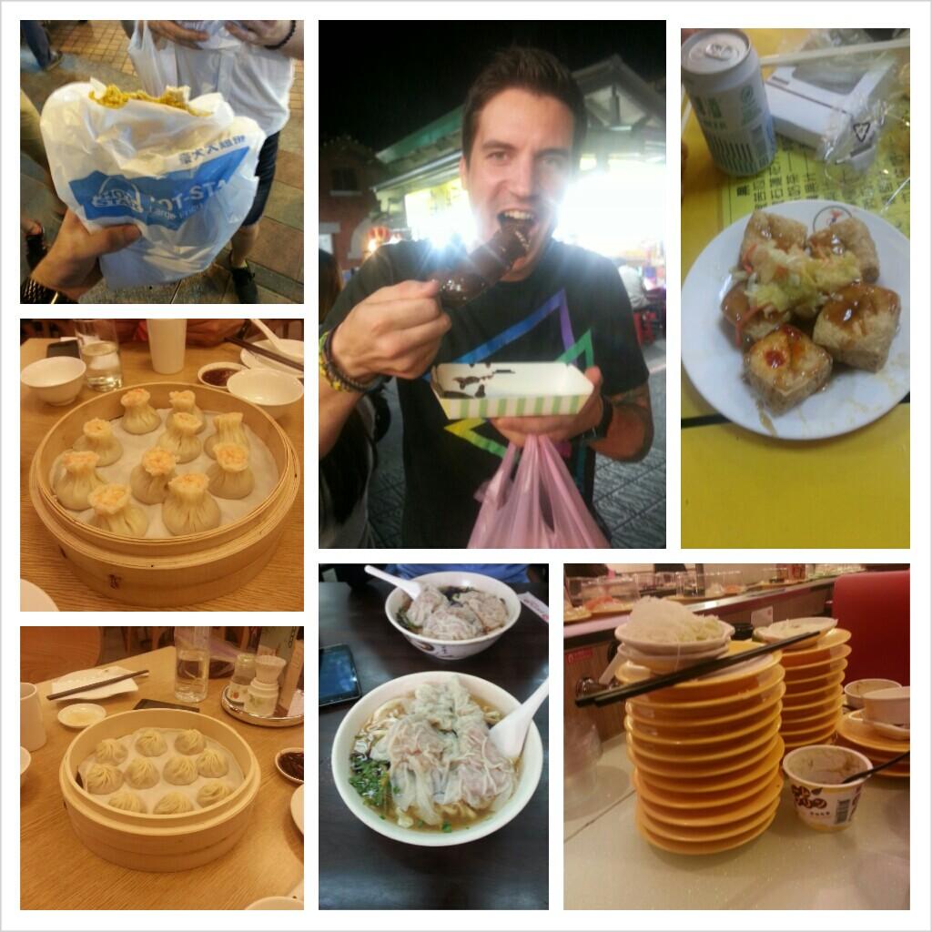 Chubb in Korea: Taiwan - Good food. Good times