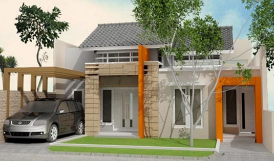Dream House Design Minimalist 1st Floor 1
