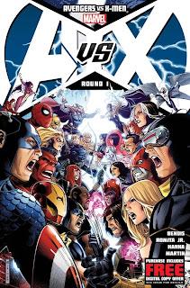 Vingadores vs. X-Men | Marvel divulga capas com mais batalhas da saga. 13