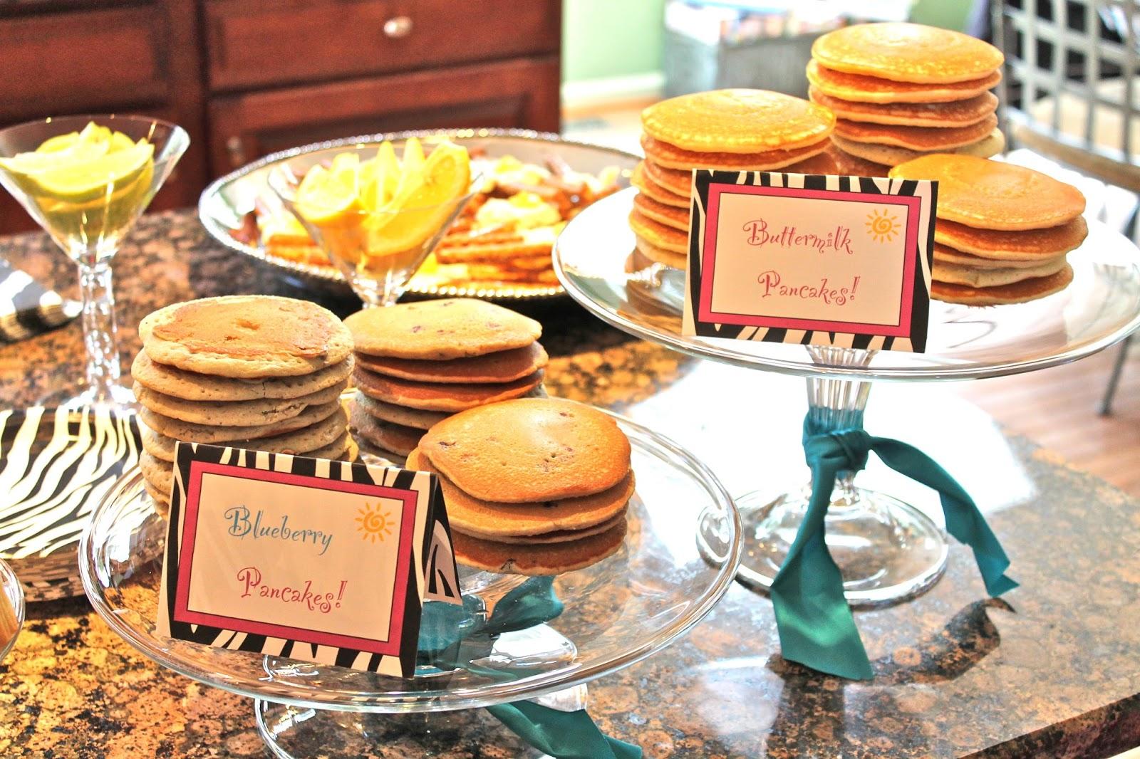 Pretti Mini Blog The Glama Pajama Amp Pancake Party