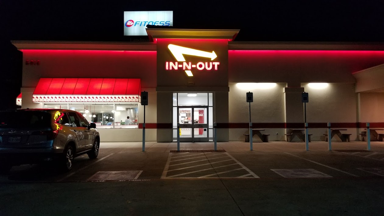 In-N-Out, Fort Worth, Texas