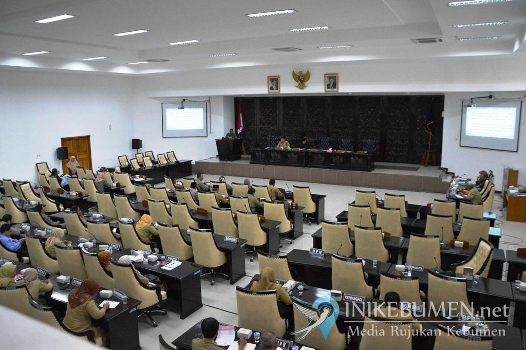 35 Petahana Tersingkir, DPRD Kebumen Bakal Didominasi Wajah Baru