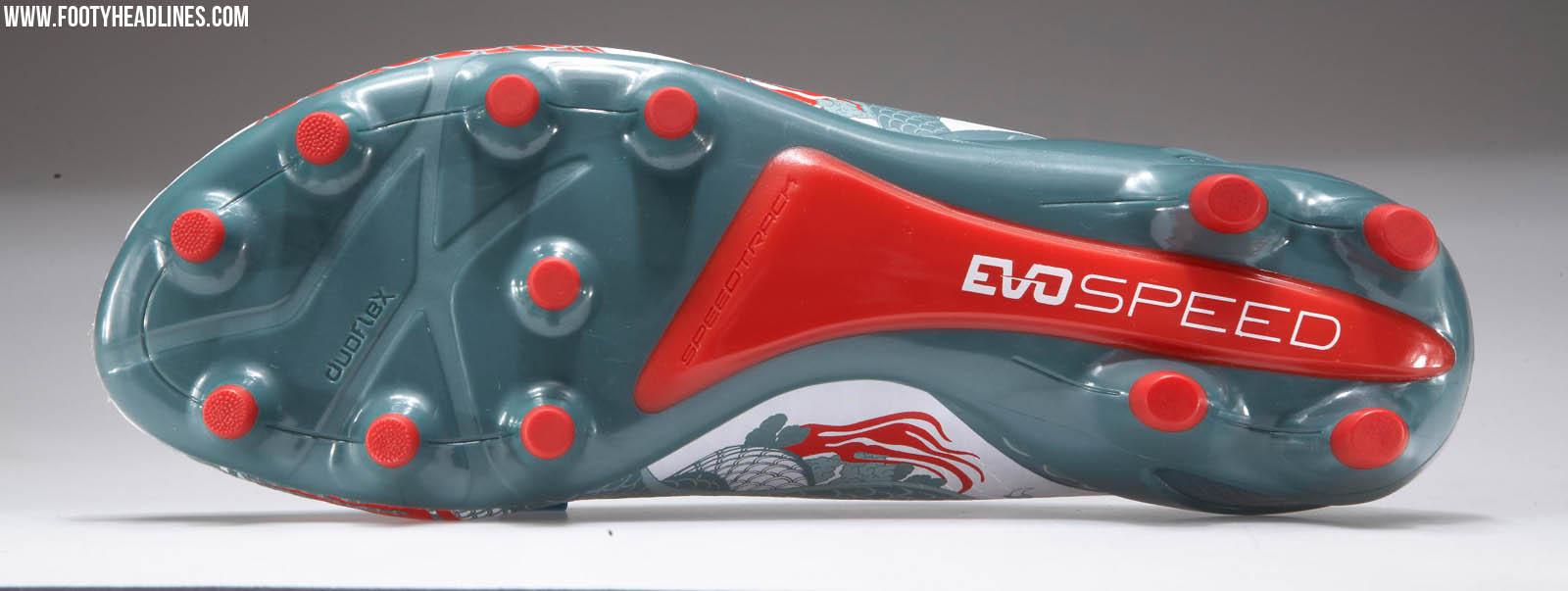 competitive price acea9 32fc4 Unique Puma evoSPEED 1.3 Dragons Boots Released .