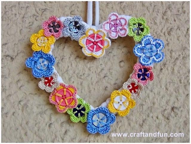Super Riciclo Creativo - Craft and Fun: San Valentino: decorazioni per  LV03