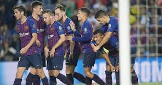 موعد مباراة برشلونة ضد كولتورال ليونيسا ضمن كأس ملك أسبانيا والقنوات الناقلة