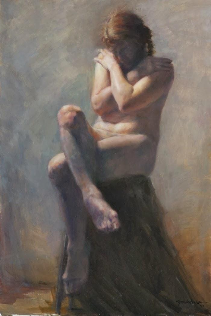 Китайская художница. Yen-Ching Chang