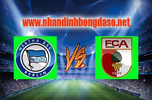 Nhận định bóng đá Hertha BSC Berlin vs Augsburg, 20h30 ngày 09-04