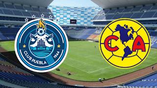 Ver Puebla vs América En vivo 21 de Septiembre 2018 Liga MX